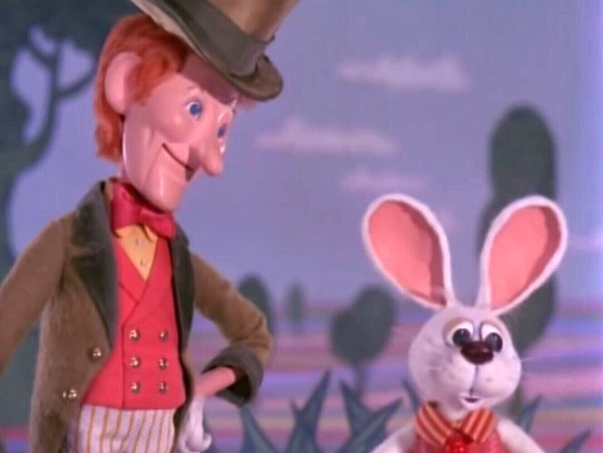 """RetroNewsNow on Twitter: """"🐰The Rankin/Bass Easter special 'Here Comes  Peter Cottontail' first aired on April 4, 1971… """""""