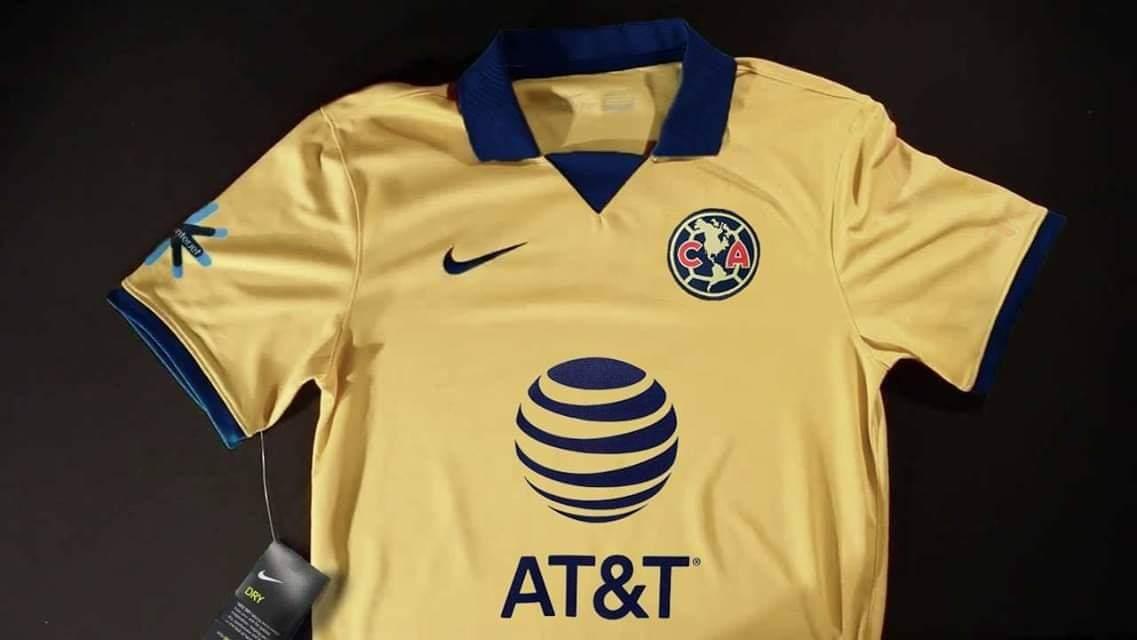 En redes comenzó a circular esta supuesta camiseta de las Águilas del América