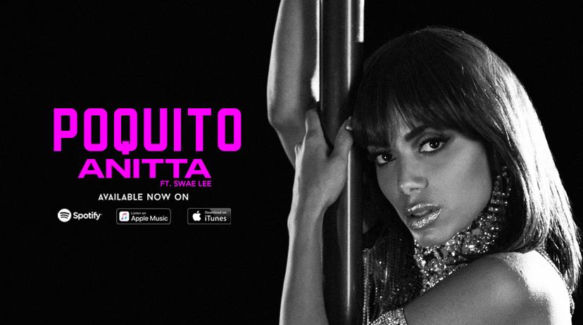 Anitta feat. Swae Lee - Poquito