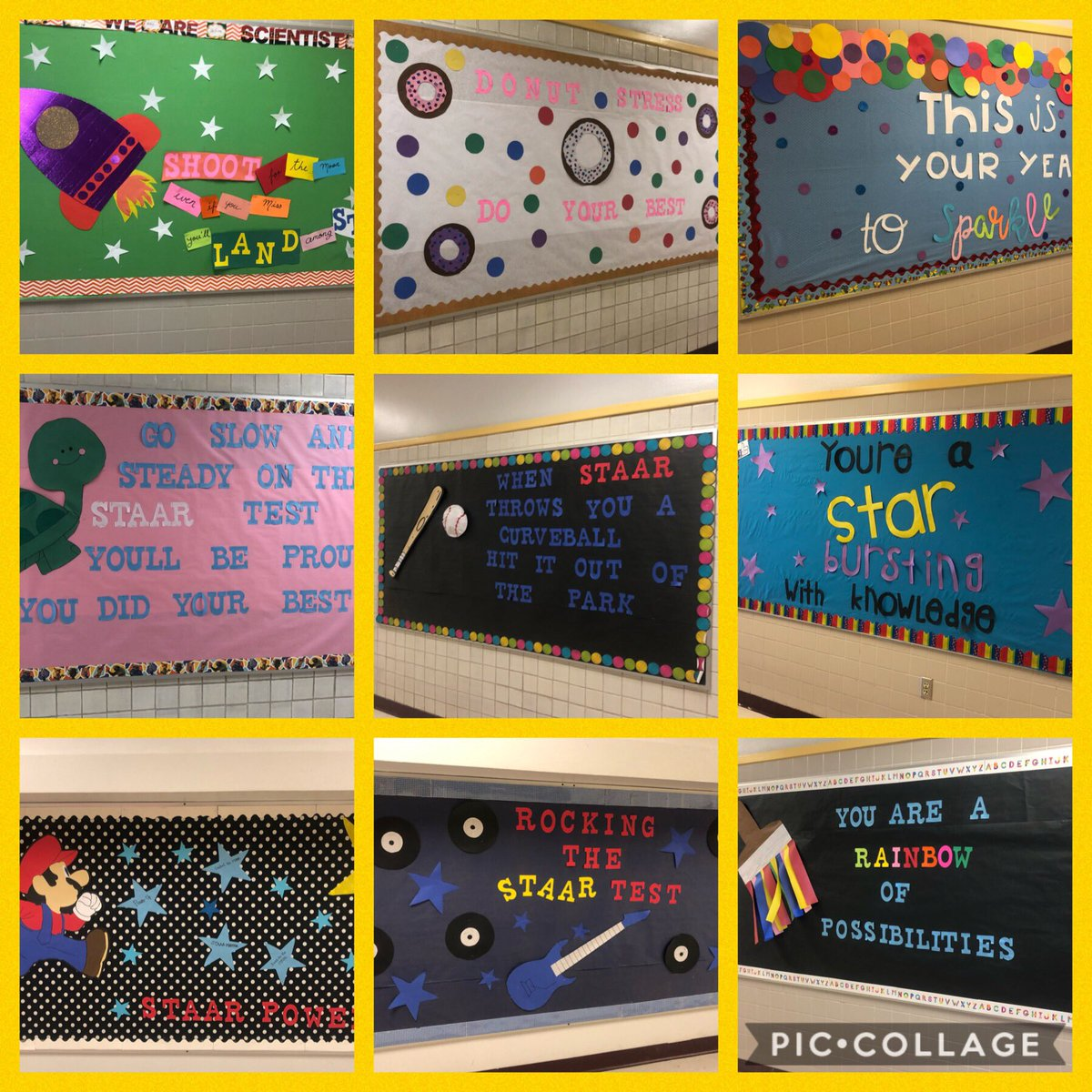 Daisy Garcia On Twitter Motivational Bulletin Boards Are On Point At Sun Country Rsendek Hes Teamsisd