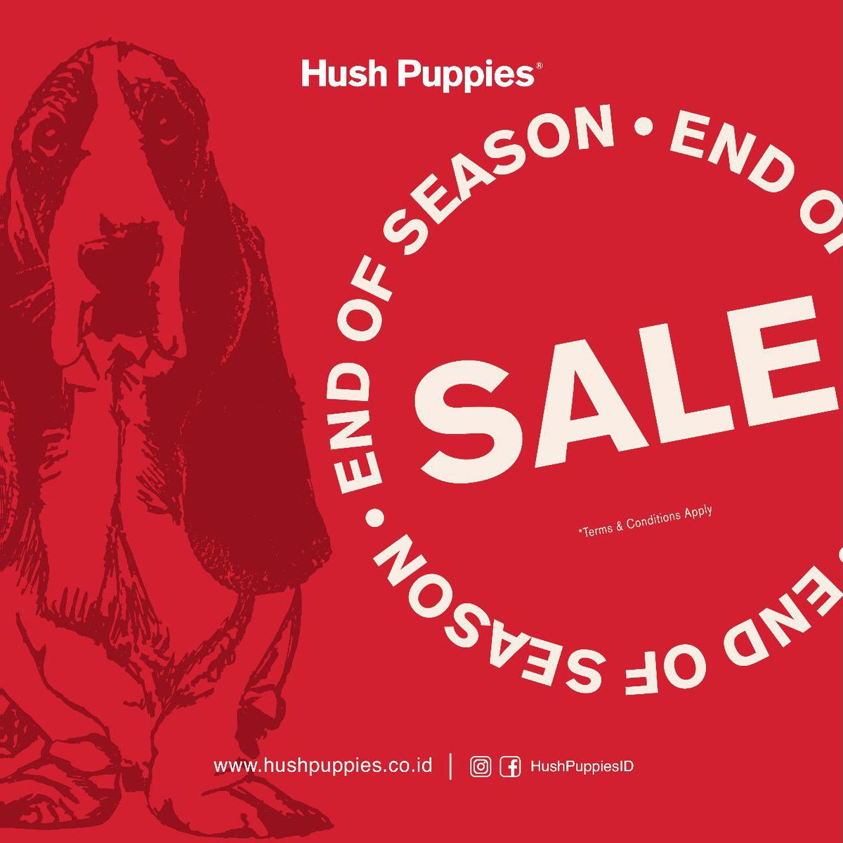 sale hush puppies 2019