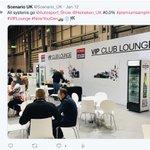 Image for the Tweet beginning: .@Heineken_UK sponsoring F1 on track