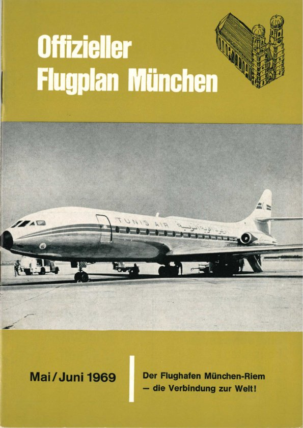 #FlashbackFriday We celebrate 50 years @tunisair_info in #MUC. 🥳 The first flight to the Tunisian capital took place on 4 April 1969. Today, the airline connects three destinations in Tunisia with #MUC: #Tunis, #Djerba and #Monastir. http://www.tunisair.com