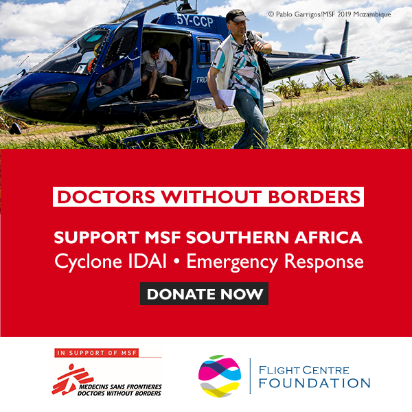 @MSF_southafrica teams are currently responding to the damage caused by Tropical Cyclone Idai in Mozambique, Zimbabwe and Malawi.  Join the @FCFoundationSA  in supporting Doctors Without Borders  Donate today >http://fcfoundation.org.za/donations/  Payment reference: MOZ