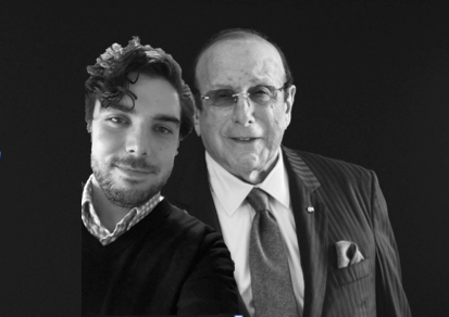 Happy 87th Birthday to my pal Clive Davis. You always strike the right note!
