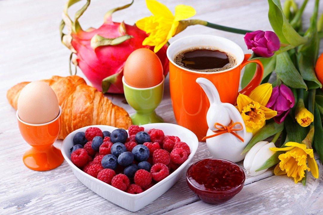 большие красочные картинки доброе утро ищет