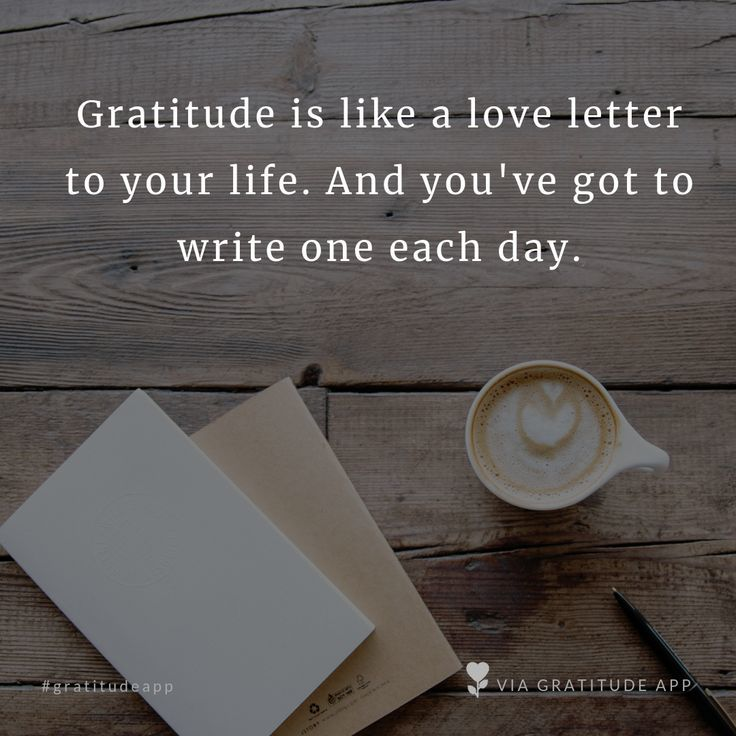 Just Pinned to Quotes about Life: &quot;Gratitude is like a love letter to your life. And you&#39;ve got to write one each day.&quot;  #gratitudeapp #gratefulquotes #gratitudequotes #inspiringquotes #thankfulquotes #mindfulness #quotesforlife #happiness gratitude quot…  http:// bit.ly/2TTfRjW  &nbsp;  <br>http://pic.twitter.com/W661IfwjVQ