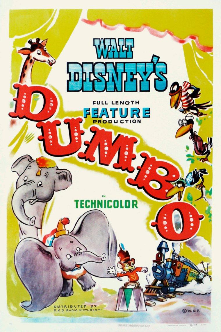 Google Drive Dumbo English