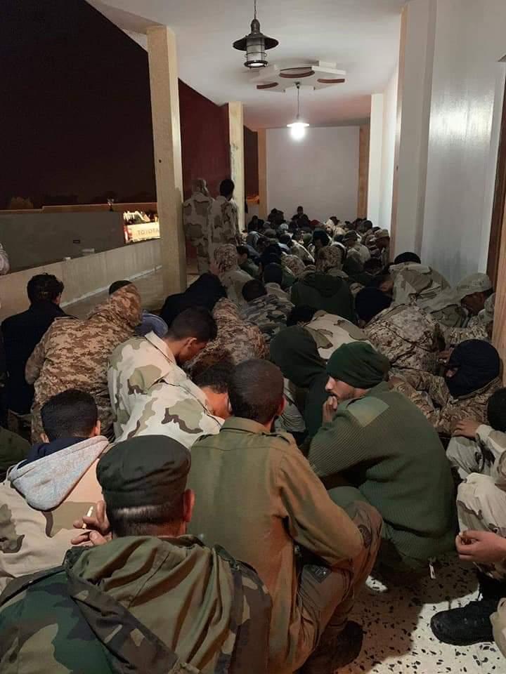 Сводки из Ливии на 05.04.2019
