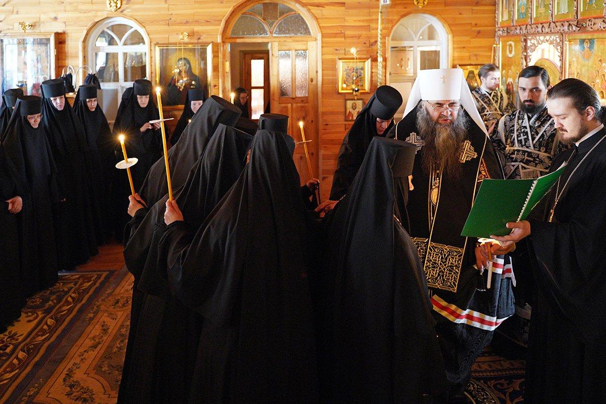 Послушницы в толгском монастыре фото 12