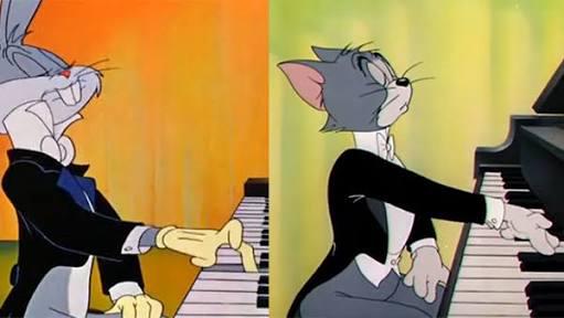 トム と ジェリー ピアノ コンサート