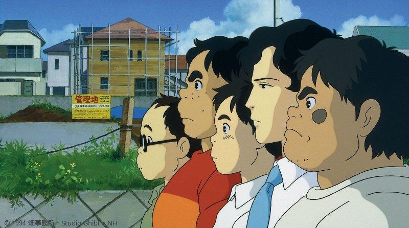 平成最後の #平成狸合戦ぽんぽこ の最後は泣く人ばかりになる実況がアツい。小ネタもたっぷり