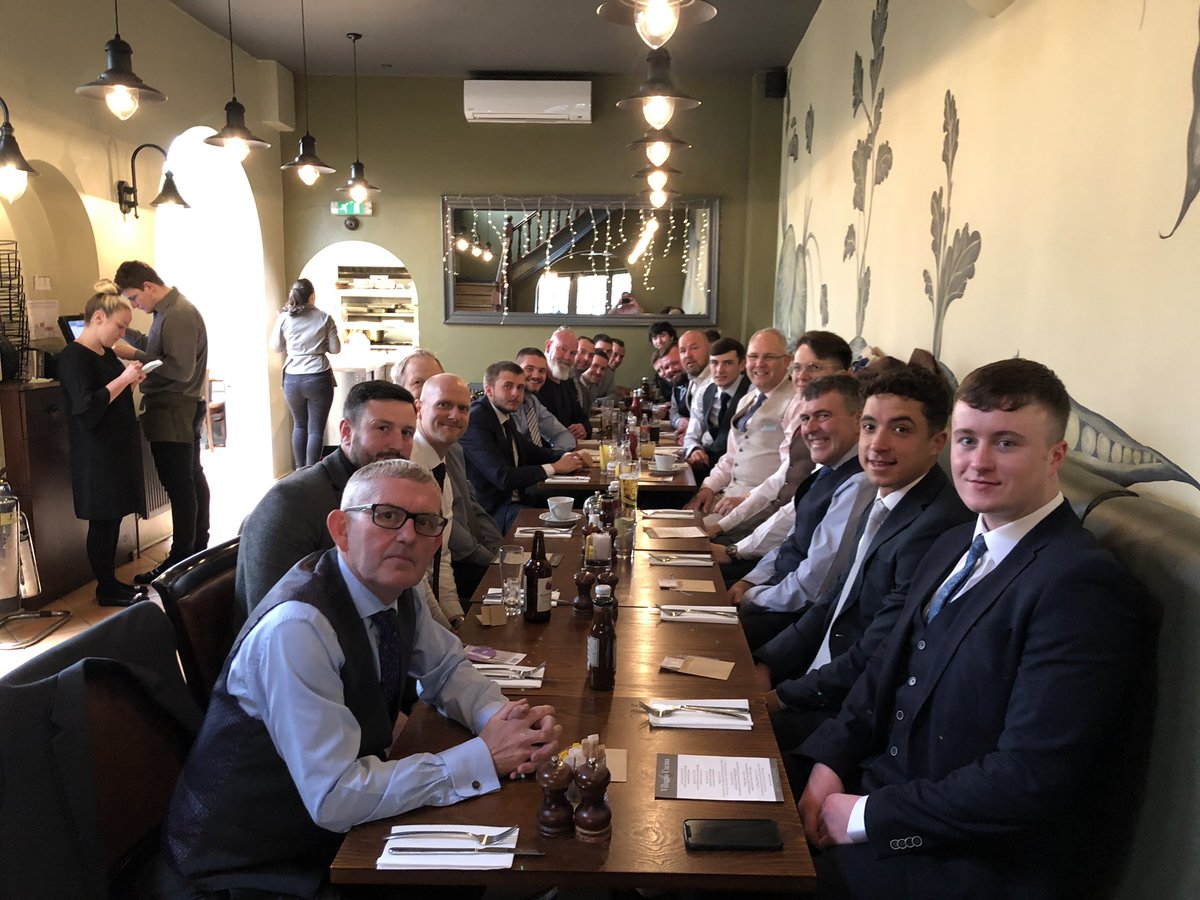 test Twitter Media - Ladies day is here again! So the Paul Ennis team are on there annual day out. 🐎. Starting with a full breakfast at villaggio in birkdale village. Thank you team, you deserve a good day out! https://t.co/JOsrUXkrwo