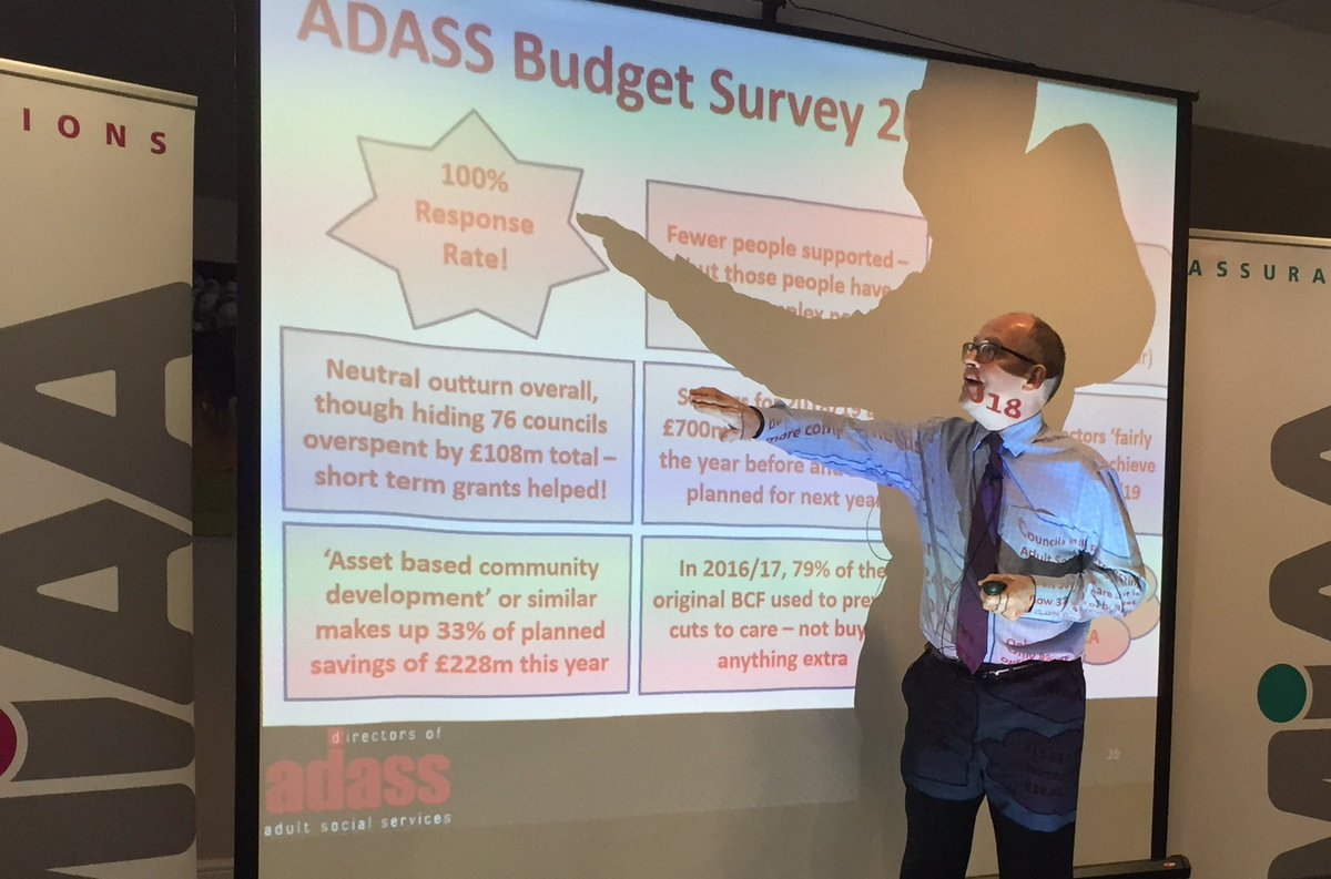 test Twitter Media - .@NWADASS 2018 budget survey shows how councils are finding the funding to pay for adult #socialcare #collaborativeNW https://t.co/E7H1GaTEf1