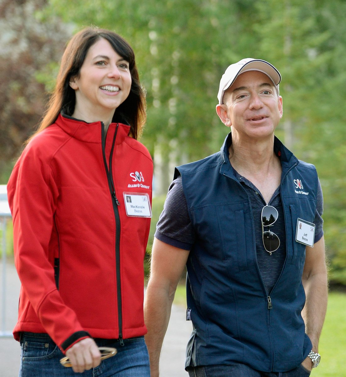 Recode Daily: MacKenzie Bezos is now the world's third-wealthiest woman
