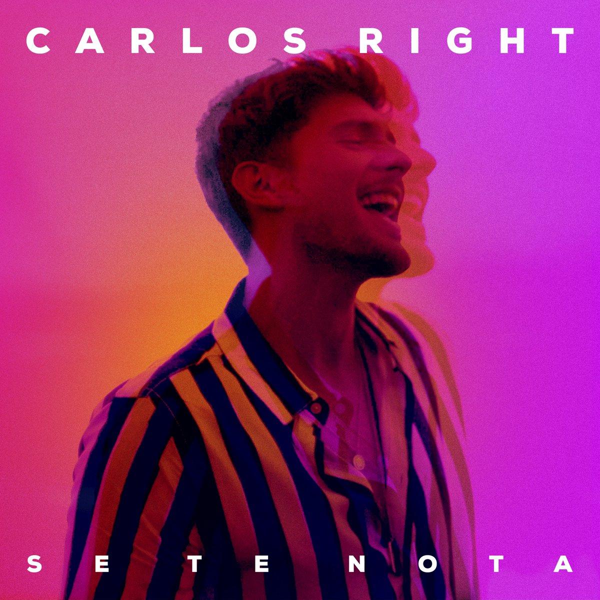 "Carlos Right (OT 2018) >> álbum ""Atracción"" D3YfW3yW0AAP5nD"