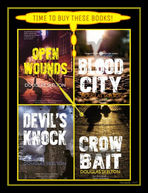 Open Wounds (Davie McCall Series)