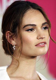 Happy birthday to Lily James, 30 today. Actress. COYS