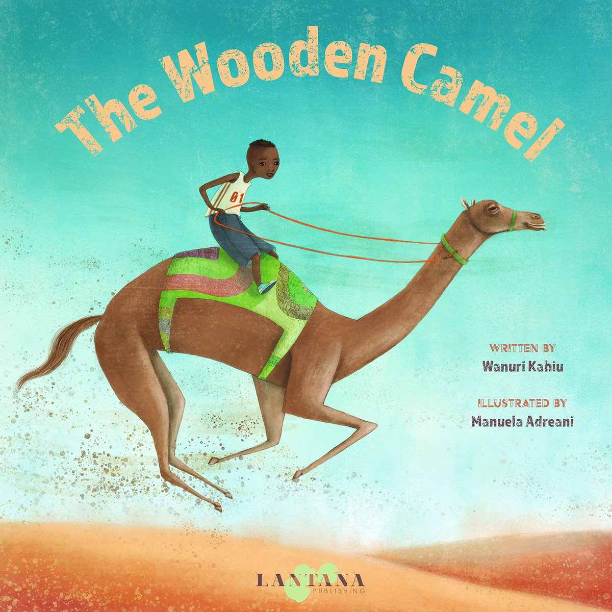 Our fabulous book #TheWoodenCamel by #WanuriKahiu & #ManuelaAdreani is also featured at the Children's African Book Award as one of the Honour Books in the #ChildrensSection @AfricaAccess #CABAAwards #Diversebooks 🙌😍📚👇