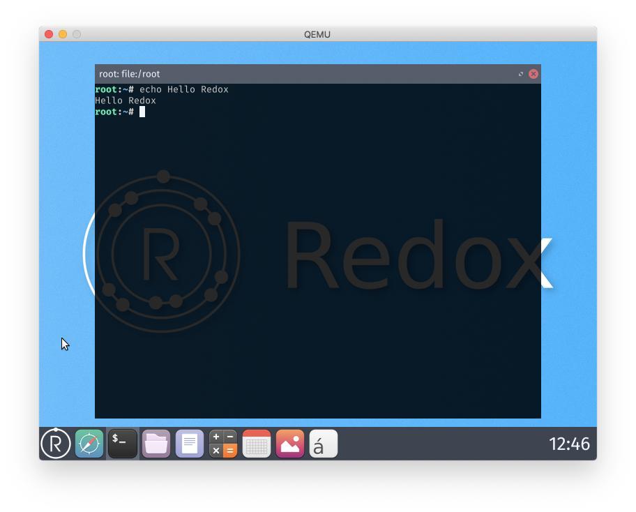 Redox OS (@redox_os) | Twitter
