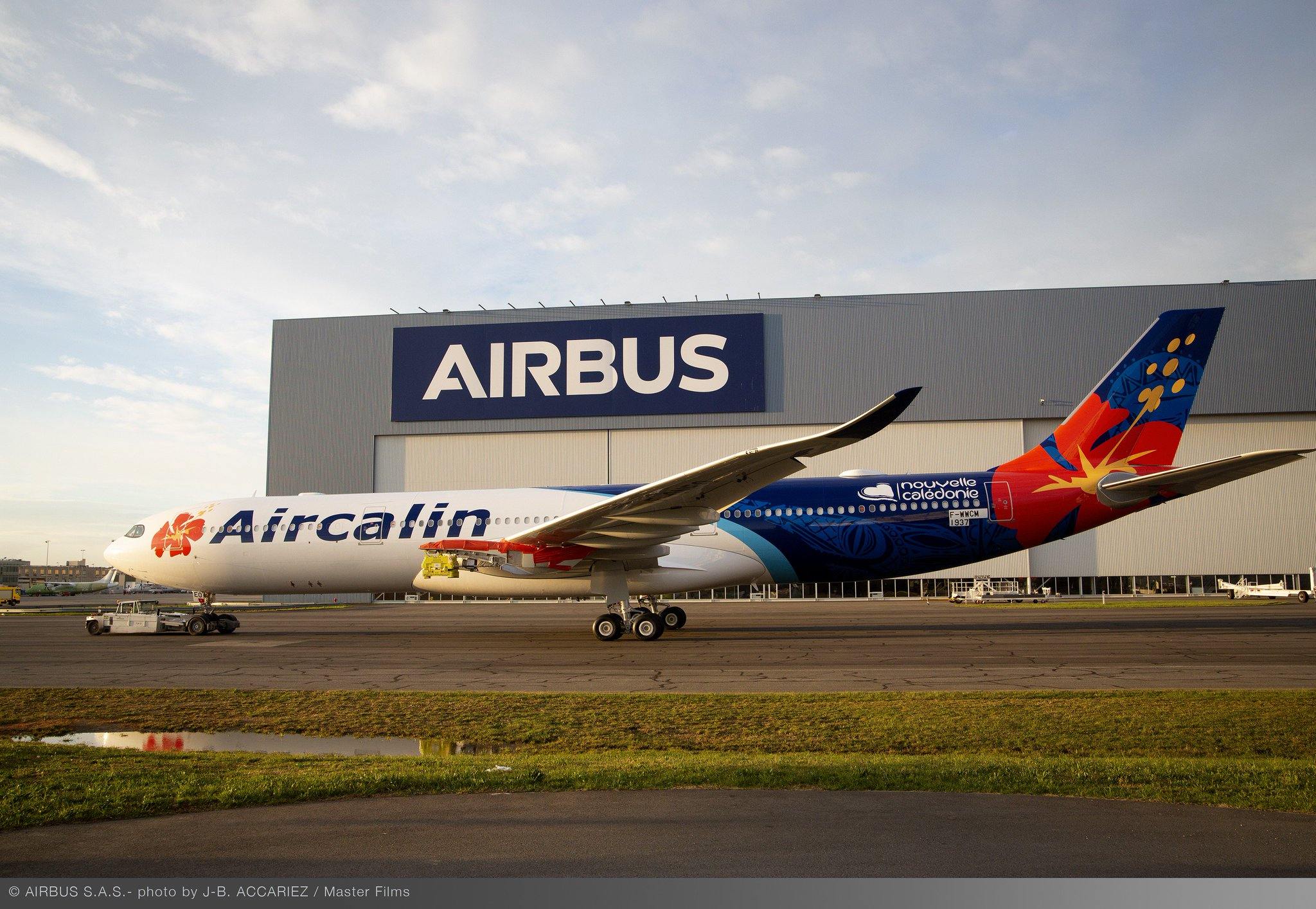 Photo by Airbus