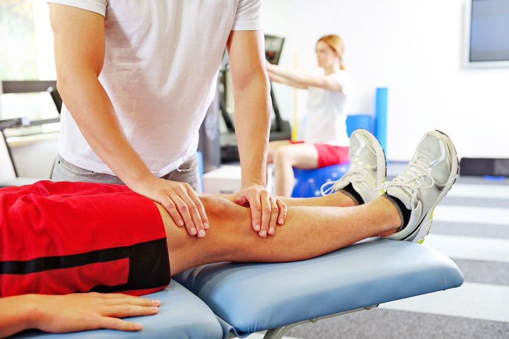 leziuni atletice ale genunchiului)