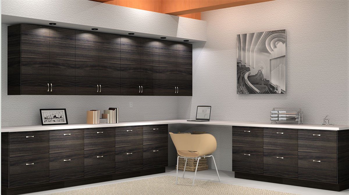... Working In Using IKEA Cabinetry. Check Out Our Blog At  Http://inspiredkitchendesign.com To Learn How We Can Design You IKEA Home  Office!