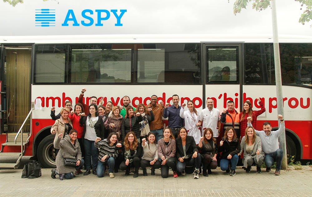 test Twitter Media - Gracias a tod@s los que habéis formado parte de esta jornada de #donaciondesangre 🤗 de Grupo ASPY en beneficio de @donarsang 💪 #superpoderesASPY #imparables #donarsangre #sangfluencer https://t.co/Xz2a0By7tk