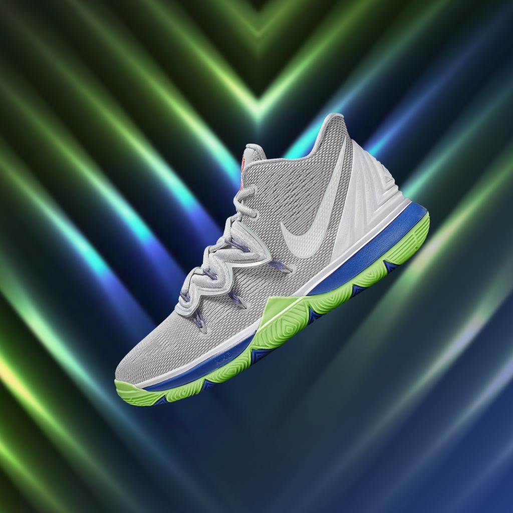 Nike Kyrie 5 is dropping in kid's sizes