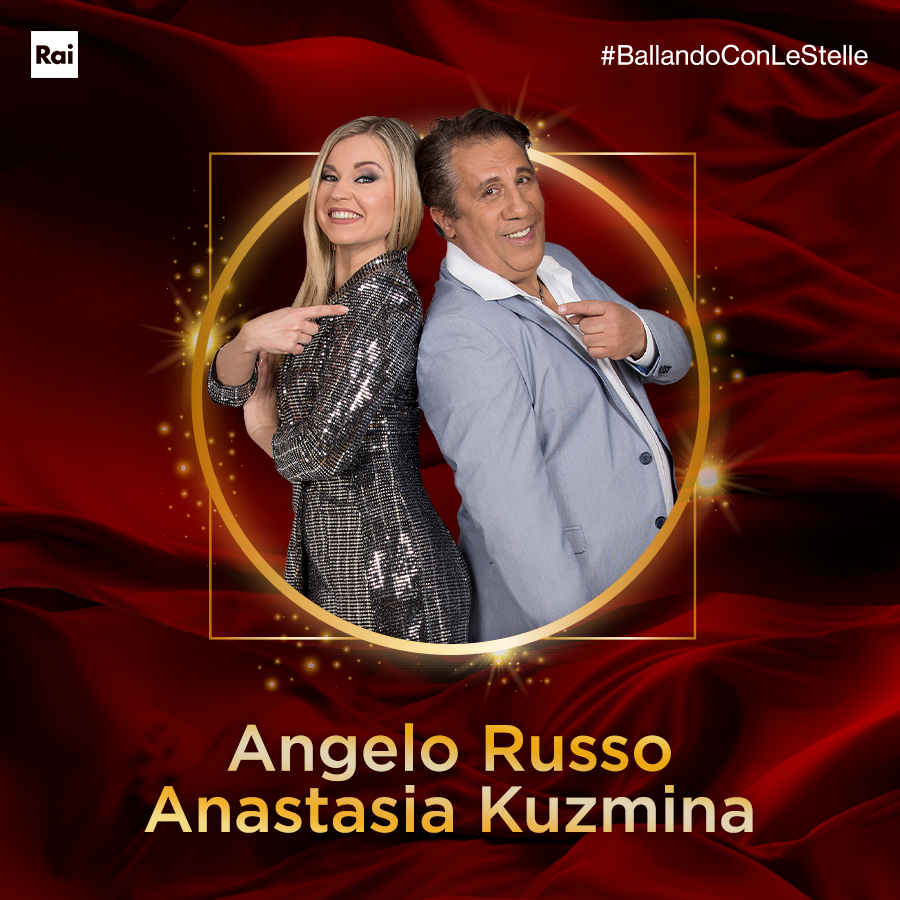 Sostieni #AngeloRusso e @Kuzmina__A ❤  #BallandoConLeStelle https://t.co/QpGifTb8y9