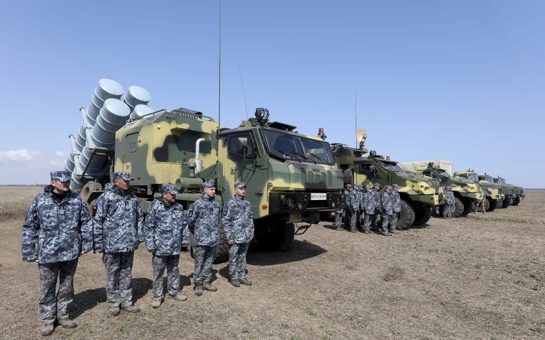 اوكرانيا باتت جاهزه لانتاج صاروخ الكروز Neptune المضاد للسفن  D3ZQdy7WAAASB9r