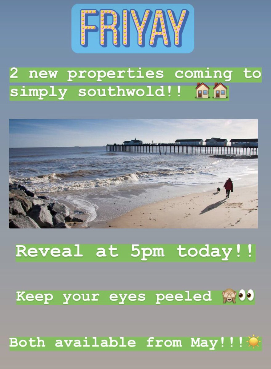 Reveal at 5pm!!! 🏠👀🙈