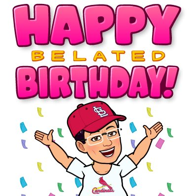 HAPPY BELATED BIRTHDAY SCOTT ROLEN!!!