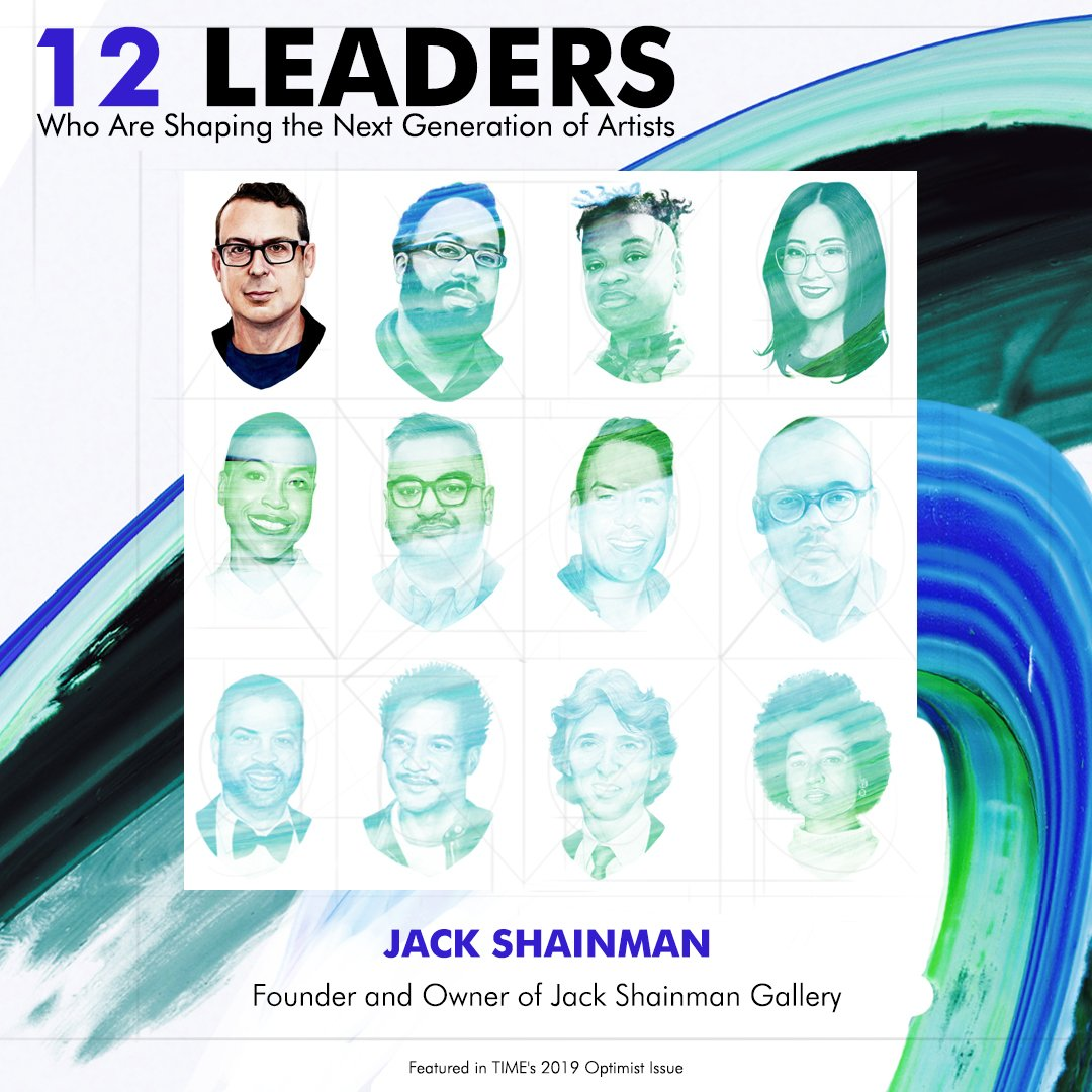 Theyve got next. Check out these 12 emerging leaders who are shaping the next generation of artists. Next up... Jack Shainman