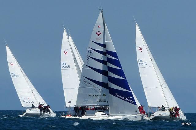 Image for the Tweet beginning: ⛵️ La HEC Lausanne Sailing