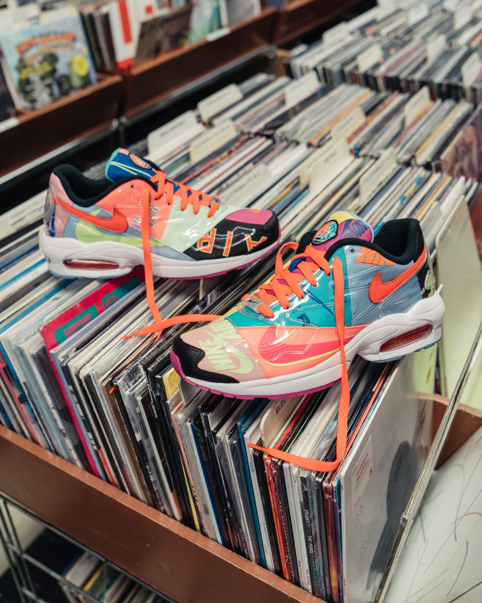 cfeb0d51451 Nike x Atmos Air Max 2 Light shoes and apparel. Available in-store and  online now https   www.notre-shop.com collections nike  …pic.twitter.com JRyi5Ny0Qj