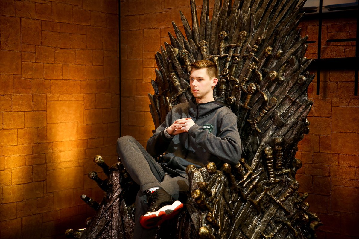 #ForTheThrone #Spartans x #FinalFour
