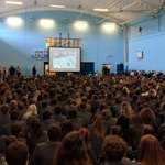 Image for the Tweet beginning: Great whole school @TorquayAcademy assembly
