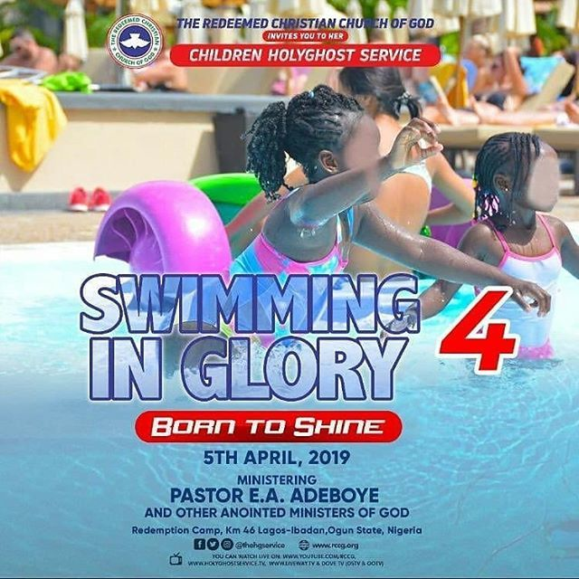 Whos going ??  .. . . . Let's continue to swim effortlessly  #swim #swimming #glory #abundant #abundance #higher #high #water #greatness #greater #rccg #rccghrp #hrp #festac #festactown #lagoschurch #churchinlagos #churchinnigeria - #festaconline http://bit.ly/2IkJpVg pic.twitter.com/EK7RDCdZJ6