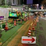 Image for the Tweet beginning: 渋谷巨大迷路がどんどん完成に近づいているかと。 その全貌が早く見たいものです!  #渋谷 #スクランブル交差点 #道玄坂 #宮益坂