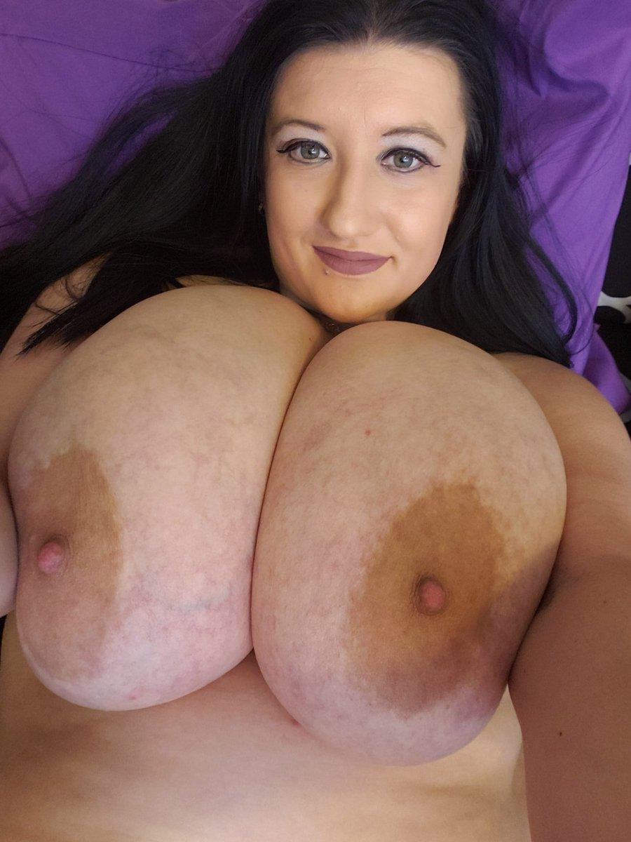 Massive tits on webcam