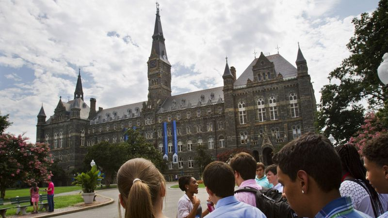 Georgetown University Students Voted 'Yes' In Favor Of Slavery Reparations Fee