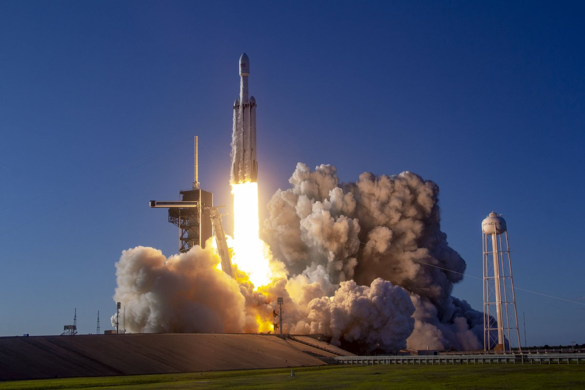 Spacex On Twitter More Photos From Yesterday S Falcon
