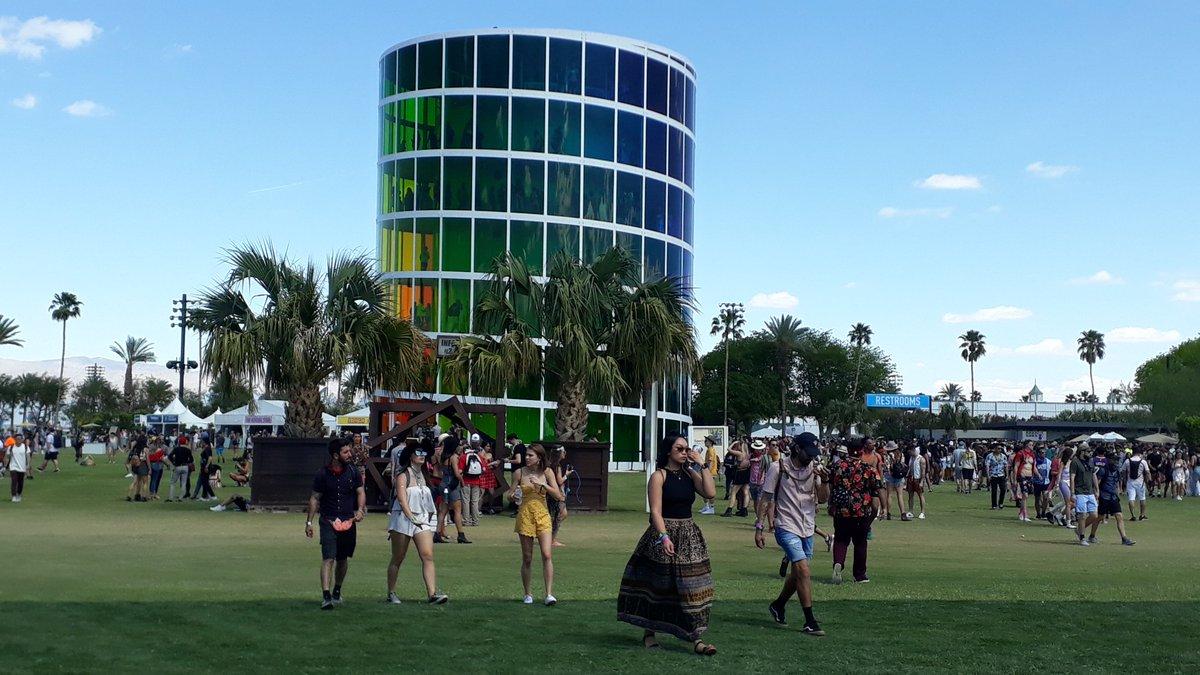 Coachella 2019 - Pedazo festival acampando en tu casa - Weekend II D3_KF5QVUAAhucL