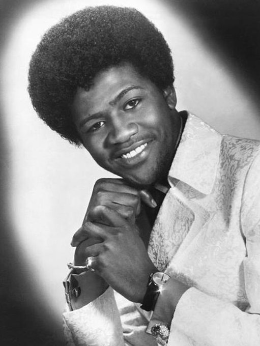 Happy Birthday Al Green (April 13, 1946) American singer, songwriter and record producer.