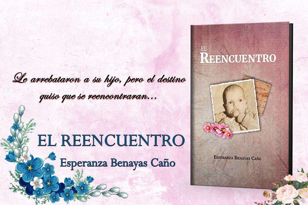 «El libro te engancha desde la primera página hasta la última y ya estoy deseando leer más libros de la autora».  Opinión en Amazon.  'El reencuentro'. gratis en #KindleUnlimited  👉 http://rxe.me/14KX4T       @Esperanzabenaya #HistoriasReales #Novelas #Literatura