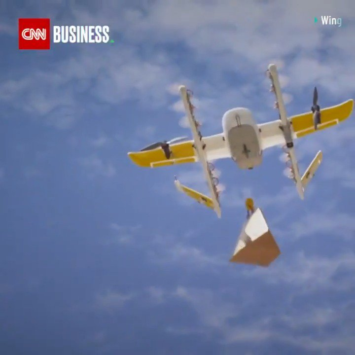 This Alphabet-owned company is delivering espresso via drone in Australia https://t.co/staegpptdA https://t.co/LWVQlsRewn