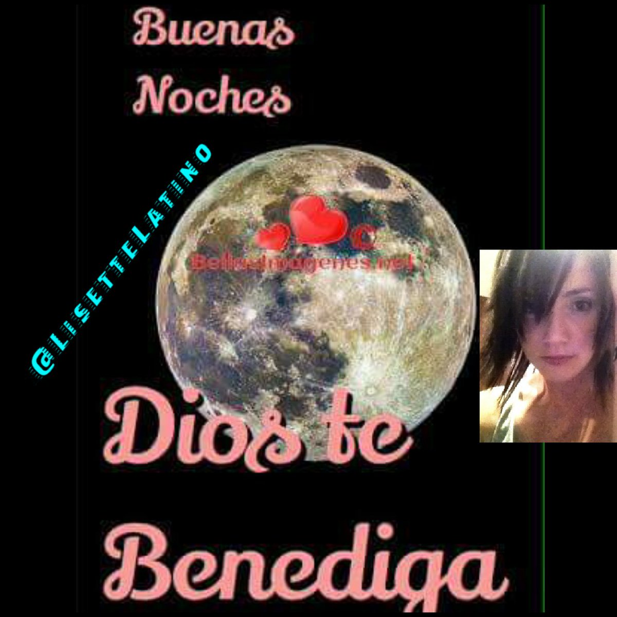 Buenas Noches Princesa At Lisettemorelos Que La Virgen Te Bendiga Y
