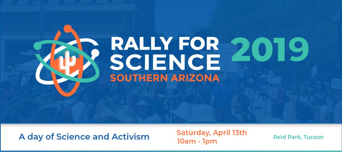Novaspace Com On Twitter We Will Have A Booth At Sciencemarchaz For The Rally For Science At Reid Park In Tucson Az From 10 Am 1 Pm Come Out And Say Hi