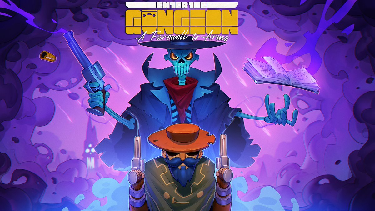 Enter the Gungeon (@DodgeRollGames) | Twitter